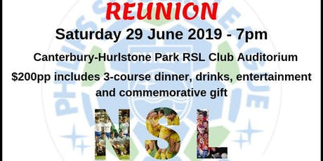 Heartbeat of Football - NSL Reunion tickets
