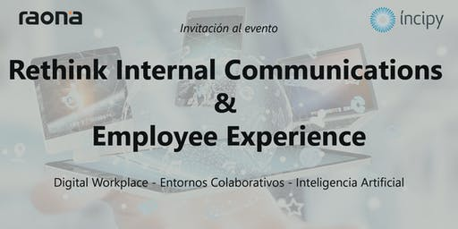 Rethink Internal Communications & Employee Experience - Madrid