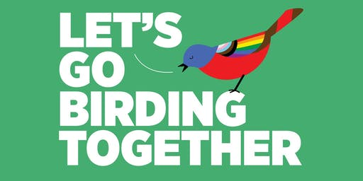 Let's Go Birding Together - New Jersey