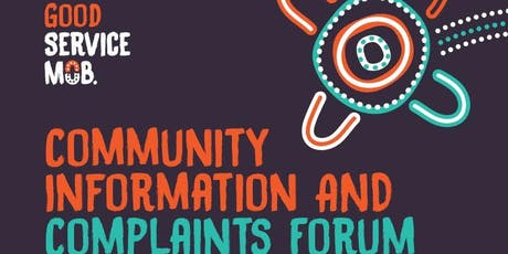 Community Information Forum - Katoomba tickets