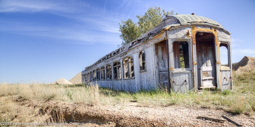 Photography Workshop: Ruins + Relics of the Alberta Badlands