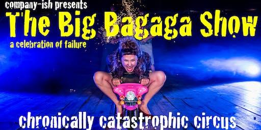 company-ish presents: The Big Bagaga Show Cardiff