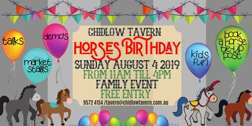 Horses Birthday