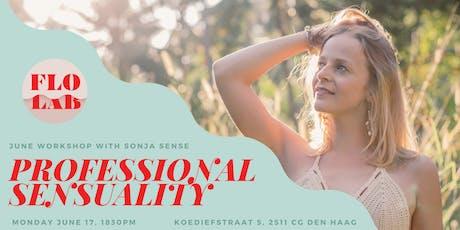 Professional Sensuality: Energy Lab with Sonja Sense tickets