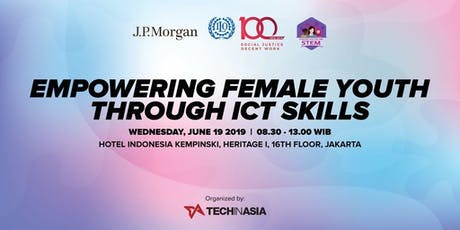 "ILO Meetup: ""Memberdayakan Kaum Muda Perempuan melalui Keterampilan TIK (Empowering Female Youth Through ICT Skills)"" tickets"