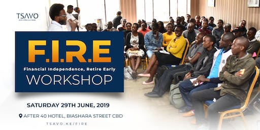 Financial Independence, Retire Early - Workshop