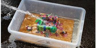 Churchdown Library - Beat the Flood Challenge