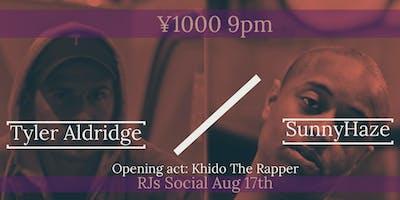 Tyler Aldridge X SunnyHaze @Rjs Social