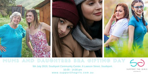 Mothers and Daughters Bra Gifting Day Southport Community Centre
