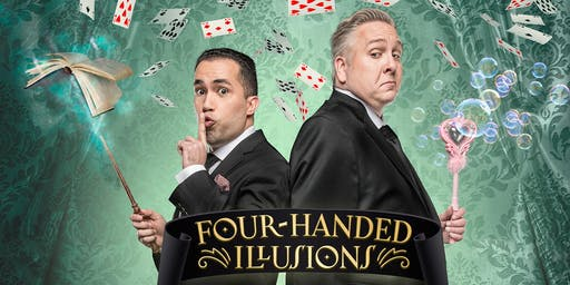 """""""Four-Handed Illusions"""""""