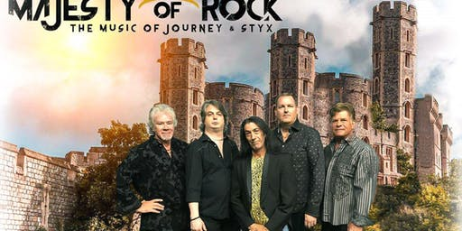 """Majesty of Rock:""""The Music of Journey & Styx"""""""