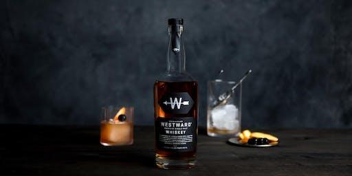 Westward Whiskey tasting & 5-course dinner at Swank restaurant
