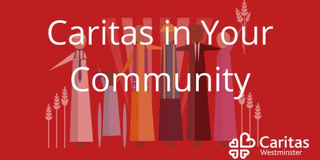 Caritas in Your Community tickets
