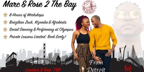 Marc & Rose 2 The Bay tickets