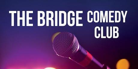 The Bridge Comedy Night @ The Boathouse  Pub tickets