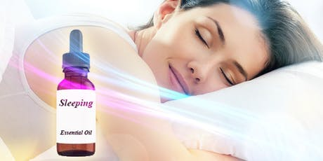 Sleeping Formulation With Essential Oils - BF1 Free Classes tickets
