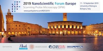2019 NanoScientific Symposium Forum Europe