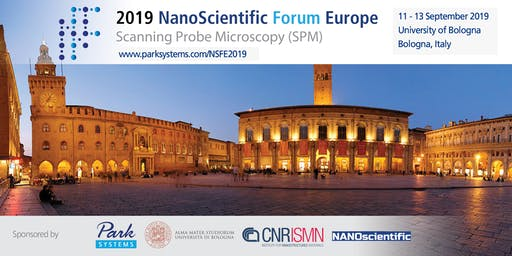 2019 NanoScientific Symposium Forum Europe