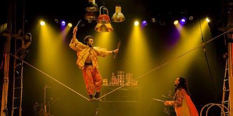 ELEVATE 19 - Vinicius Daumas & Circo Crescer e Viver (talk) tickets