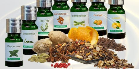 About Essential Oils With Natural Herbal - BF1 Free Classes tickets