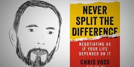 EBBC Amsterdam - Never Split The Difference (Chris Voss) tickets