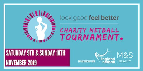Look Good Feel Better Netball Tournament 2019 tickets