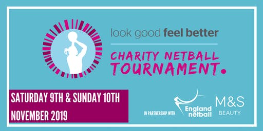 Look Good Feel Better Netball Tournament 2019