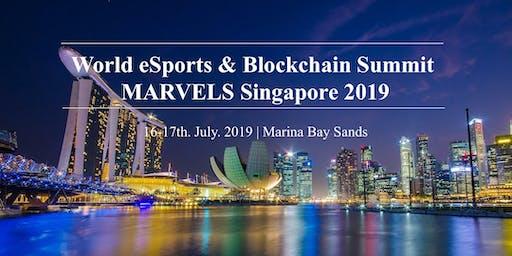 World eSports & Blockchain Summit MARVELS Singapore