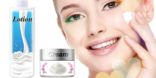 Making Face Cream Or Lotion - BF1 Cosmetic Ingredients Formula