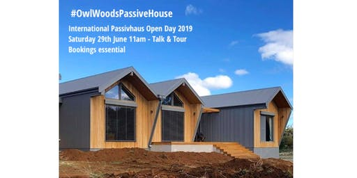 International Passivhaus Open Day #OwlWoodsPassiveHouse