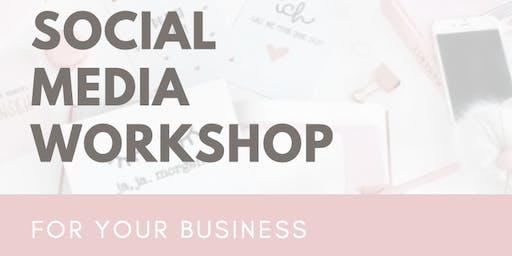 Beauty of Business Instagram Workshop: The Brew & Bagel One