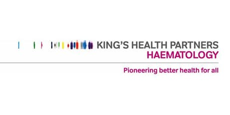 King's Health Partners Haematology Institute - Staff Event tickets