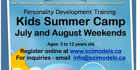 Personality Development Training and Kids Summer Camp tickets
