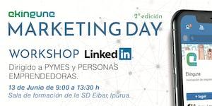 II. Ekingune Marketing Day