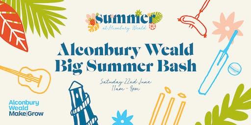 Alconbury Weald Big Summer Bash