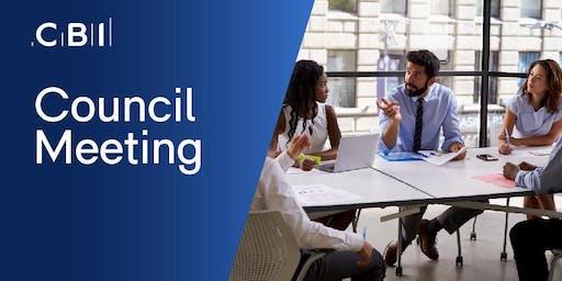 East Midlands Regional Council Meeting
