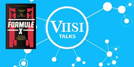 Viisi Talks | Jurriaan Kamer | Formule X | Over extreem snelle organisaties tickets