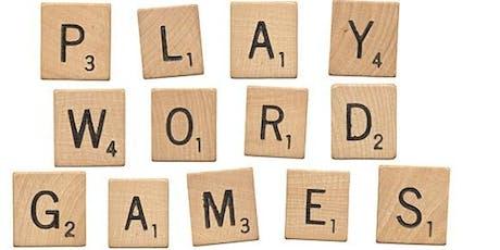 Word Games biglietti