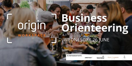 Business Orienteering: Networking + Social Evening tickets