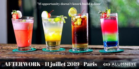 Afterwork AlumnEye #34 - Paris tickets