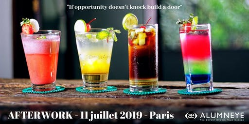 Afterwork AlumnEye #34 - Paris