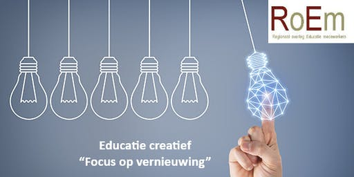 Educatie Creatief Landelijke studiedag RoEm 2019