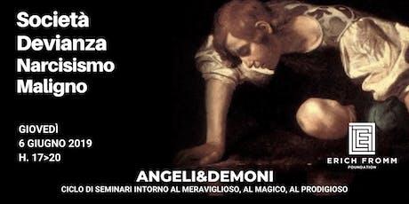 """ANGELI E DEMONI - Viaggio Psico-Antropologico nelle """"Culture Altre"""" biglietti"""