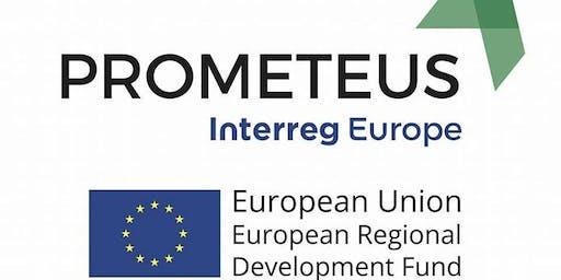 PROMETEUS PROMotion of E-mobiliTy in EU regionS - Regional Dissemination