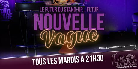 Nouvelle Vague billets