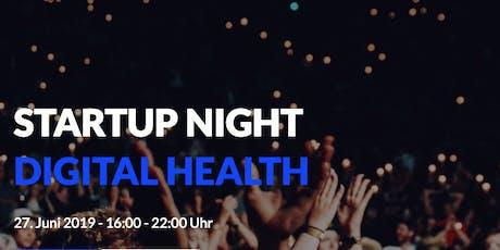 Startup Night Digital Health Mönchengladbach tickets