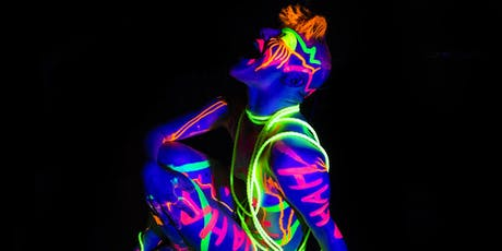 Drink, Shop & Do Host Neon Naked Life Drawing Class! tickets