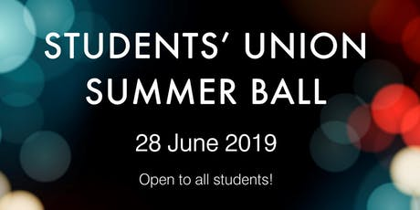 Summer Ball: City of Oxford College  tickets