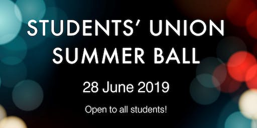 Summer Ball: City of Oxford College