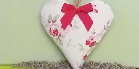 Sew a Lavender Heart tickets